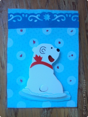 """Это моя новая серия """"Белые медведи.."""" фото 3"""