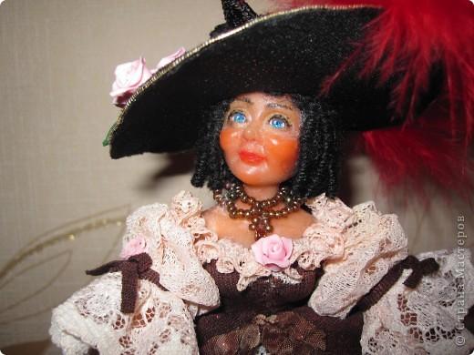 Дама с розой  фото 3