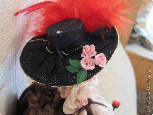 Дама с розой  фото 6
