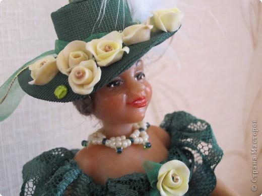 Дама с розой  фото 9