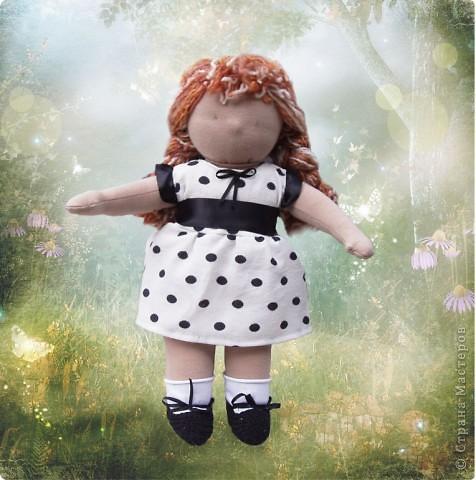Вальдорфские куклы моей мамы. фото 1