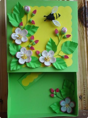 Коробочка для рождённой в мае. фото 4