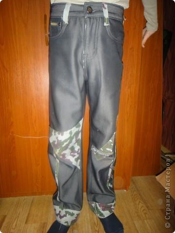 переделка брюк фото 1