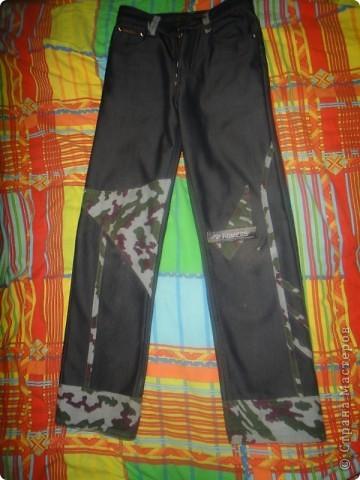 переделка брюк фото 3