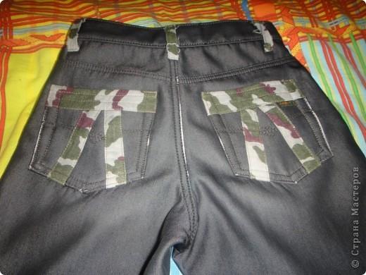 переделка брюк фото 5