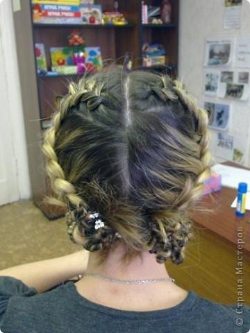 Плетем косы вместе))) фото 36