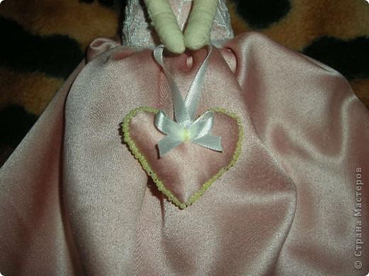 Кукла не доехала до прототипа, но тоже в надёжных руках! фото 3