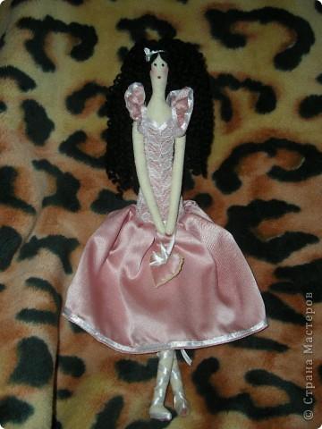 Кукла не доехала до прототипа, но тоже в надёжных руках! фото 5