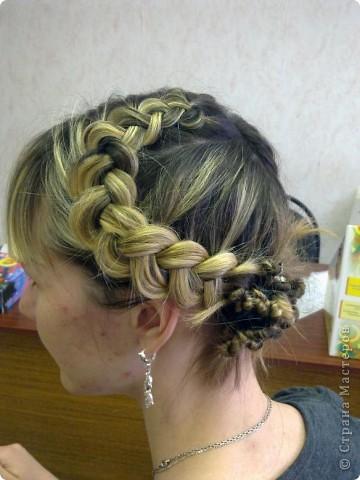 Плетем косы вместе))) фото 35
