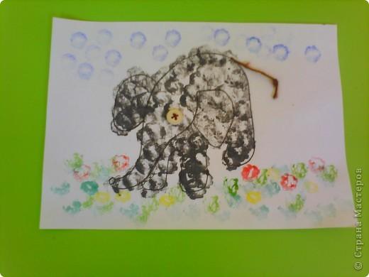 Овечка и слоник. фото 2