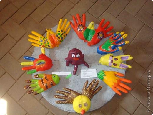 """Здравствуйте! Хочу поделиться положительными эмоциями, которые получила от поездки в г. Краславу на выставку детских работ """"Lietas un tēli"""" (Вещи и образы). Часть работ была выставлена на улице. фото 24"""