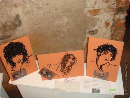 """Здравствуйте! Хочу поделиться положительными эмоциями, которые получила от поездки в г. Краславу на выставку детских работ """"Lietas un tēli"""" (Вещи и образы). Часть работ была выставлена на улице. фото 34"""
