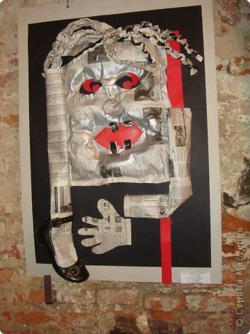 """Здравствуйте! Хочу поделиться положительными эмоциями, которые получила от поездки в г. Краславу на выставку детских работ """"Lietas un tēli"""" (Вещи и образы). Часть работ была выставлена на улице. фото 43"""
