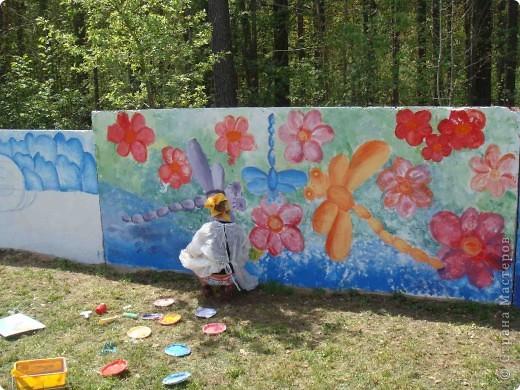 """Здравствуйте! Хочу поделиться положительными эмоциями, которые получила от поездки в г. Краславу на выставку детских работ """"Lietas un tēli"""" (Вещи и образы). Часть работ была выставлена на улице. фото 52"""