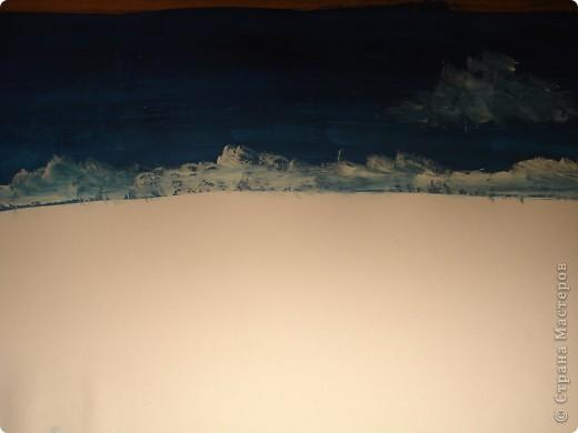 Морская зарисовка с пальмой.Специально для Натальи и её сынули. фото 4