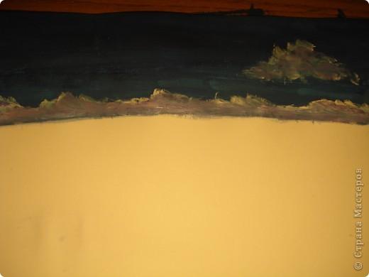 Морская зарисовка с пальмой.Специально для Натальи и её сынули. фото 5