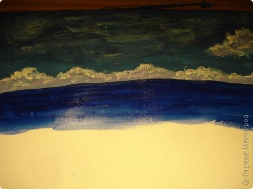 Морская зарисовка с пальмой.Специально для Натальи и её сынули. фото 7