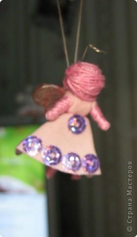 Кукла-брелок фото 3