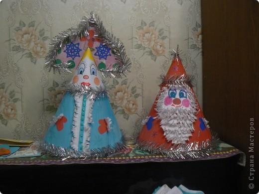 Новогодние игрушки на гордскую елку фото 1