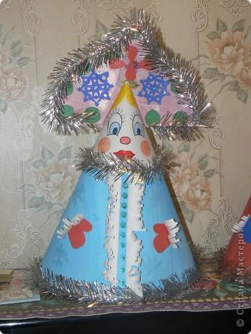 Новогодние игрушки на гордскую елку фото 2