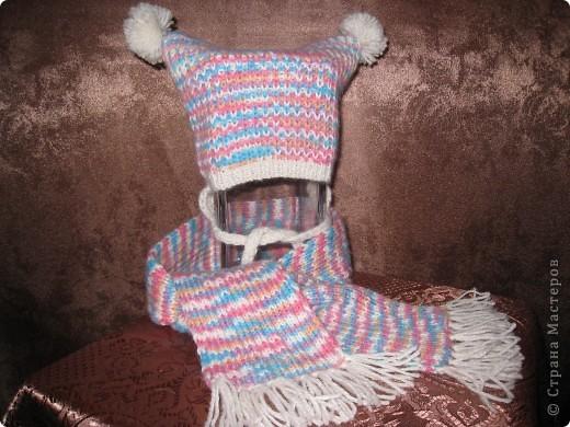 Кофточка и пинетки для Машеньки-дочурки друзей. фото 9