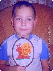 первая вышивка сына фото 1