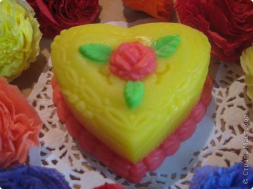 одно из первых моих мыл в форме пирожного фото 21