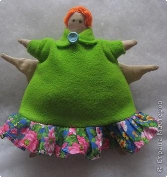 кукла-пирожное.. фото 2