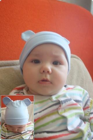 Новые шапочки и заколочки фото 5