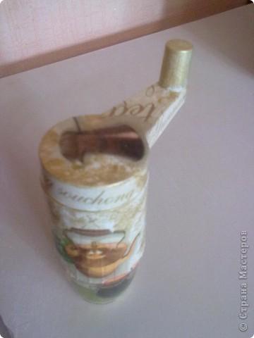 Баночки очень старые , но вот так уж получилось , зато салфеточки мои любимые . фото 9