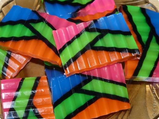 Цветная геометрия