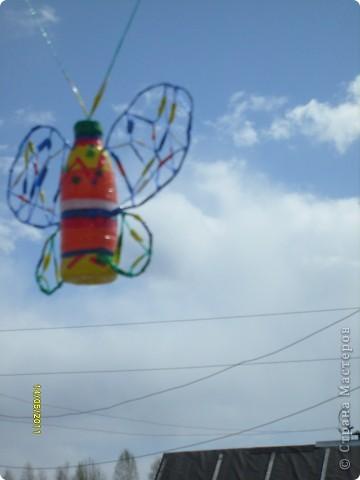 Бабочка ( игра со скотчем) фото 6
