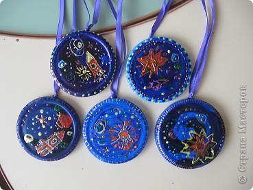 Космические медали