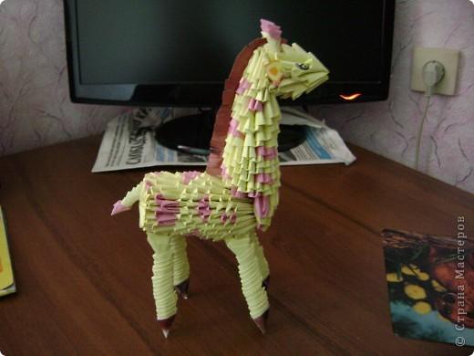 Жираф. Авторская работа фото 1