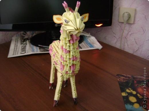 Жираф. Авторская работа фото 2
