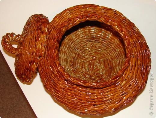 Горшочек для хранения лука или еще чего-нибудь. фото 4