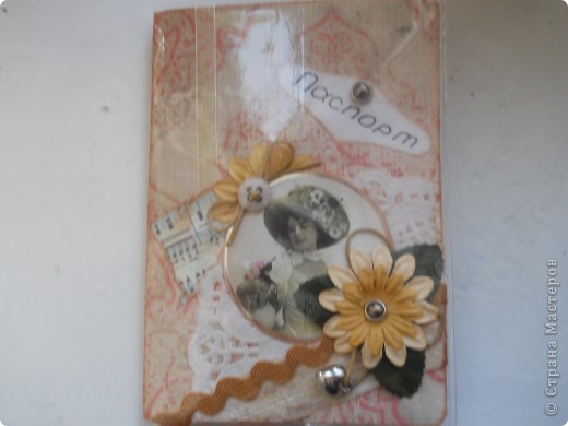 обложка на паспорт фото 5