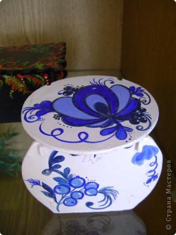 Шкатулка декоративная для бижутерии. фото 5