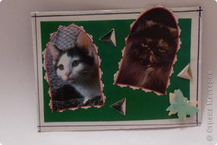 "АТС""Жили-были два кота,восемь лапок,два хвоста"" фото 4"