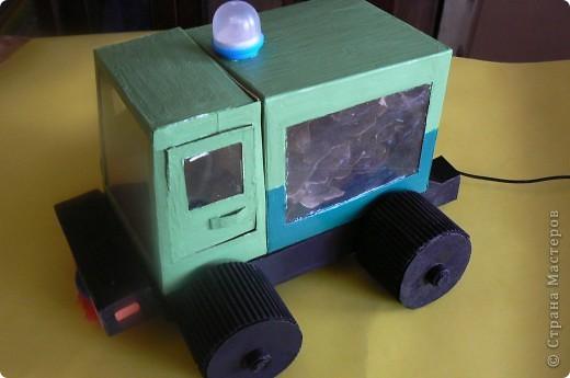 Листьеуборочная машина фото 1