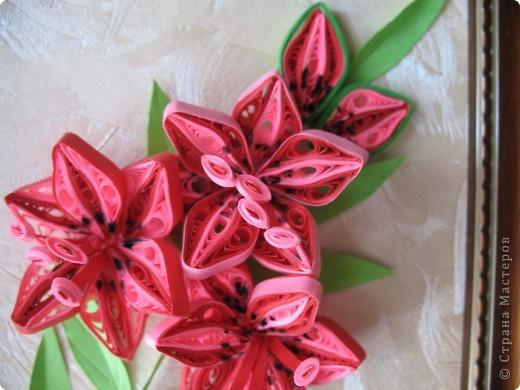 Вот и у меня теперь есть весенние цветы. Огромное спасибо всем мастерицам, пересмотрела все работы с подснежниками и ландышами, взяла понемногу у всех. У Свет-Лана http://stranamasterov.ru/node/142912, у Дватая http://stranamasterov.ru/node/86055, Спасибо вам огромное, и всем у кого есть такие же цветочки. фото 8