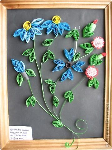 Вот и у меня теперь есть весенние цветы. Огромное спасибо всем мастерицам, пересмотрела все работы с подснежниками и ландышами, взяла понемногу у всех. У Свет-Лана http://stranamasterov.ru/node/142912, у Дватая http://stranamasterov.ru/node/86055, Спасибо вам огромное, и всем у кого есть такие же цветочки. фото 10