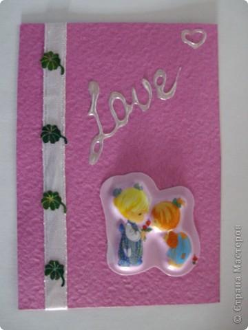 Карточки делали вместе с дочкой Зинулей, ей так понравилось. фото 4