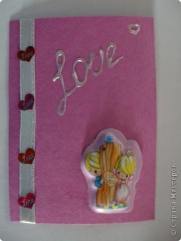 Карточки делали вместе с дочкой Зинулей, ей так понравилось. фото 5