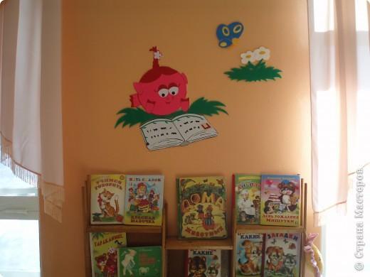 Интерьер Начало учебного года Оформление зон в младшей группе детского сада фото 1