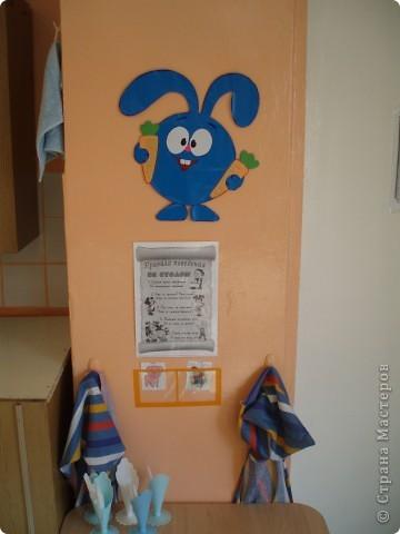 Интерьер Начало учебного года Оформление зон в младшей группе детского сада фото 3