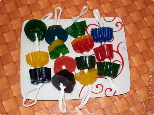 Мыльные конфетки фото 1