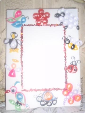 Детская рамка для фото. фото 1