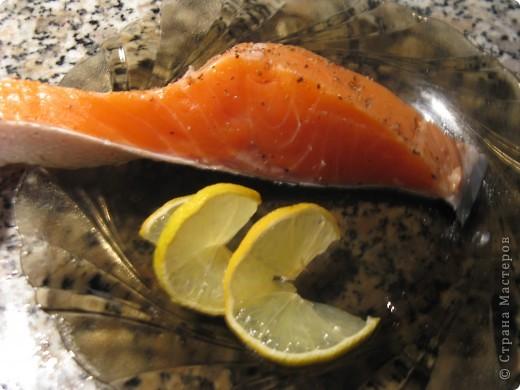 Рецепт моего мужа, большого любителя рыбных блюд. фото 1