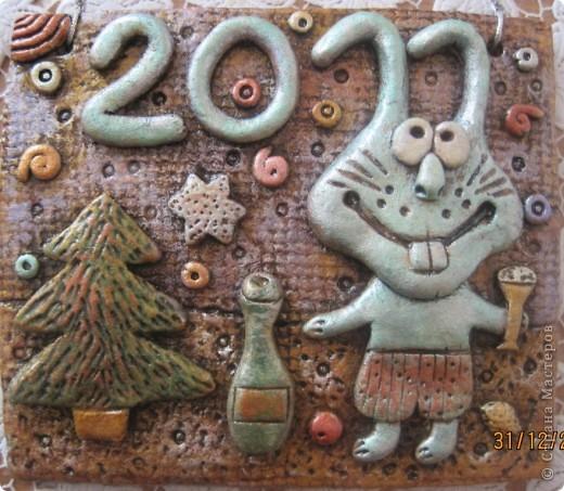 Новогодние подарки для моих любимых родственников. фото 2